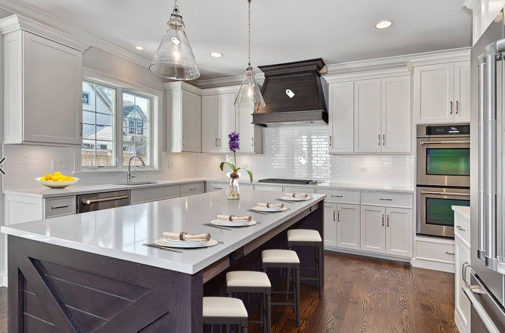 Shop for Aisen elegant white shaker solid wood kitchen ...