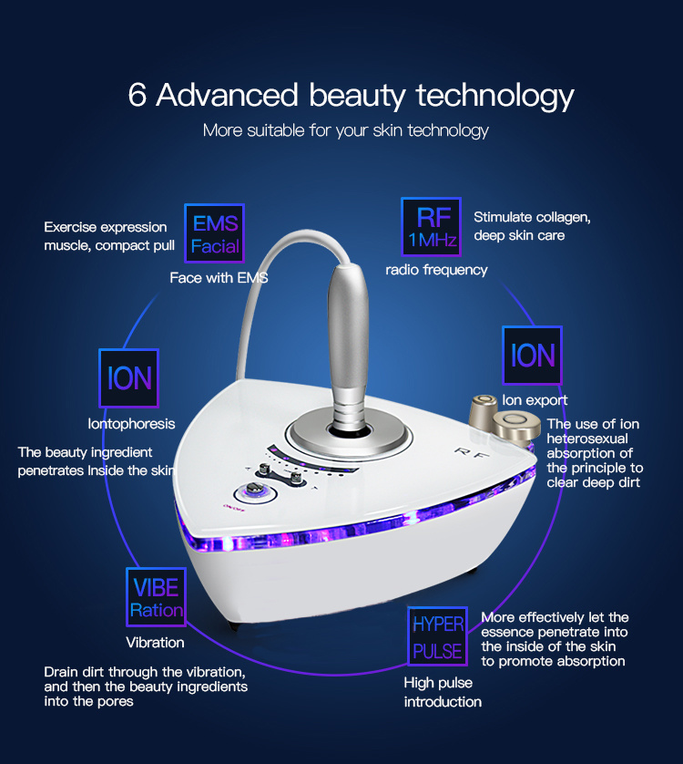 Shop for Mini Household Radio Frequency facaial skin