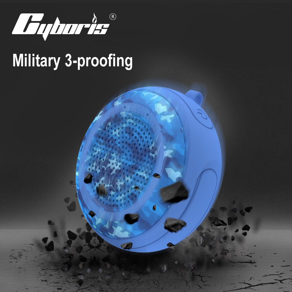 Shop For Cyboris Ipx7 Waterproof Outdoor Bluetooth Speaker Swimming Pool Floating Portable Mini