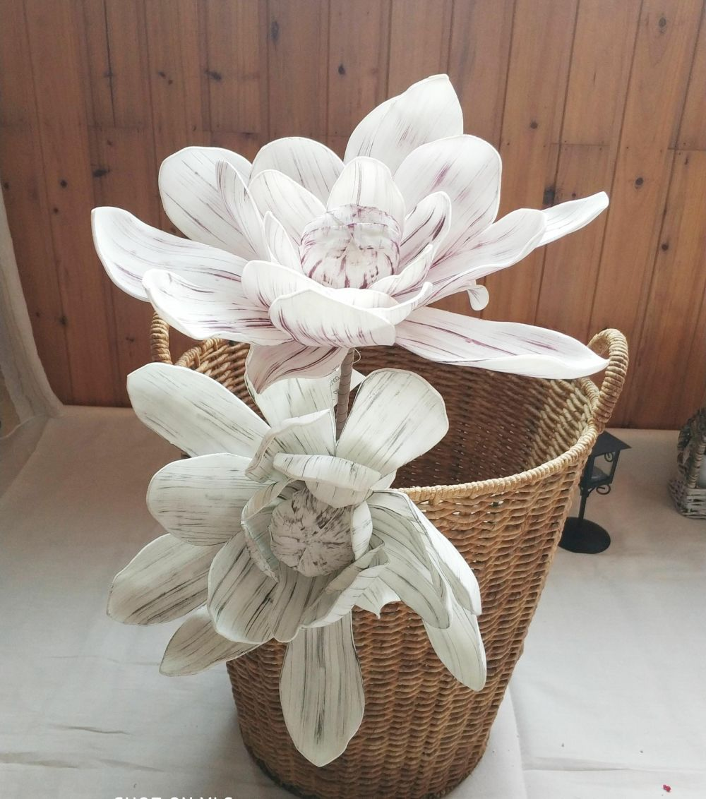 Shop For Eva Magnolia Artificial Flowers For Home And Garden