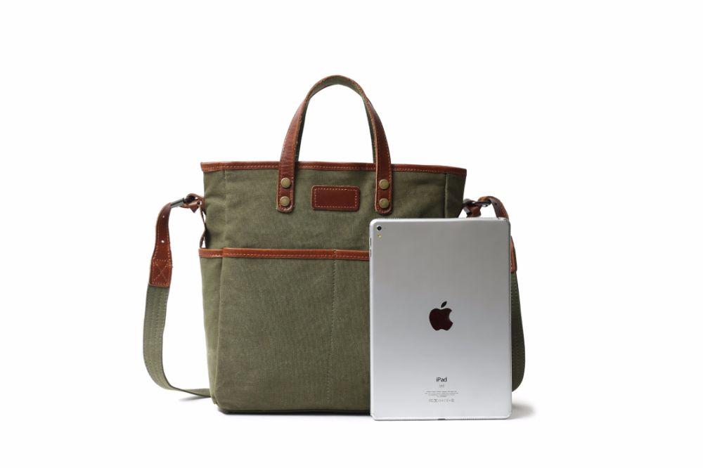 dac307932ea0 Shop for REDSWAN Totes Bag Canvas Waxed Canvas Messenger Bag Type ...