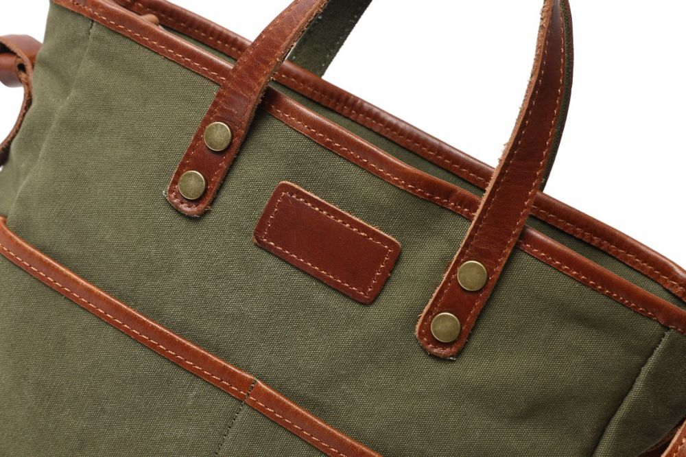 5890734727b6 The Crazy Horse version adds more character to the messenger bag over time.