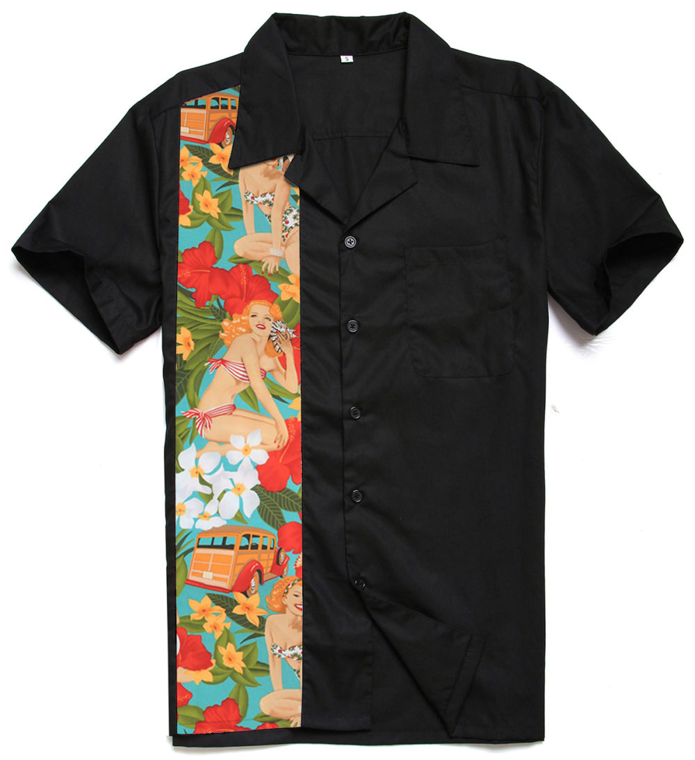 Shop For Wholesale Latest Custom Design Short Sleeves Bowling