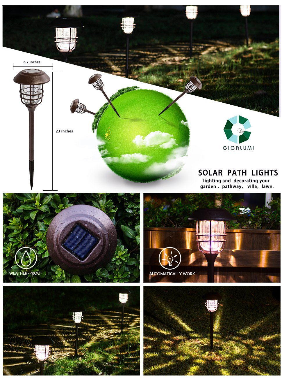 brighten to outdoor pure lights use in set solar of backyard your how powered garden a guides com overstock led lighting