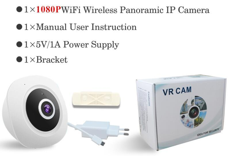 Shop for V380 App MStar Chipset Wifi IP Camera360 Fisheye