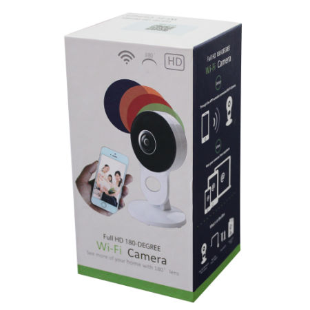 Housekeeping P2P Wireless IP Security Camera HD 1MP Video Audio Baby Monitor