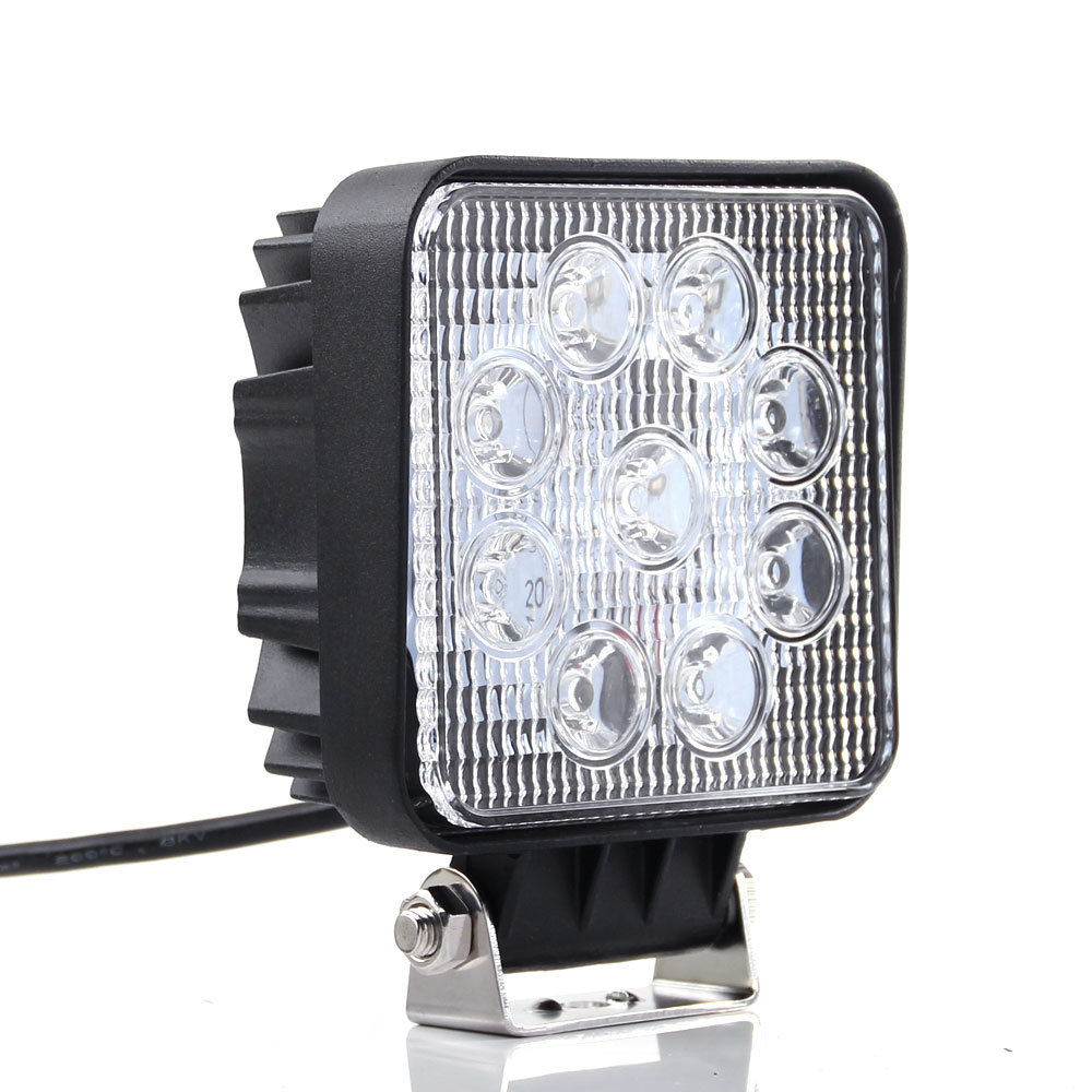 Shop for 27W 12V 24V LED Work Light FLOOD Lamp for Tractor Truck SUV ...