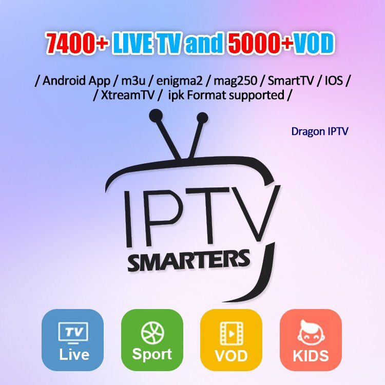Shop for IPTV Subscription France 1 Month Free Watch France