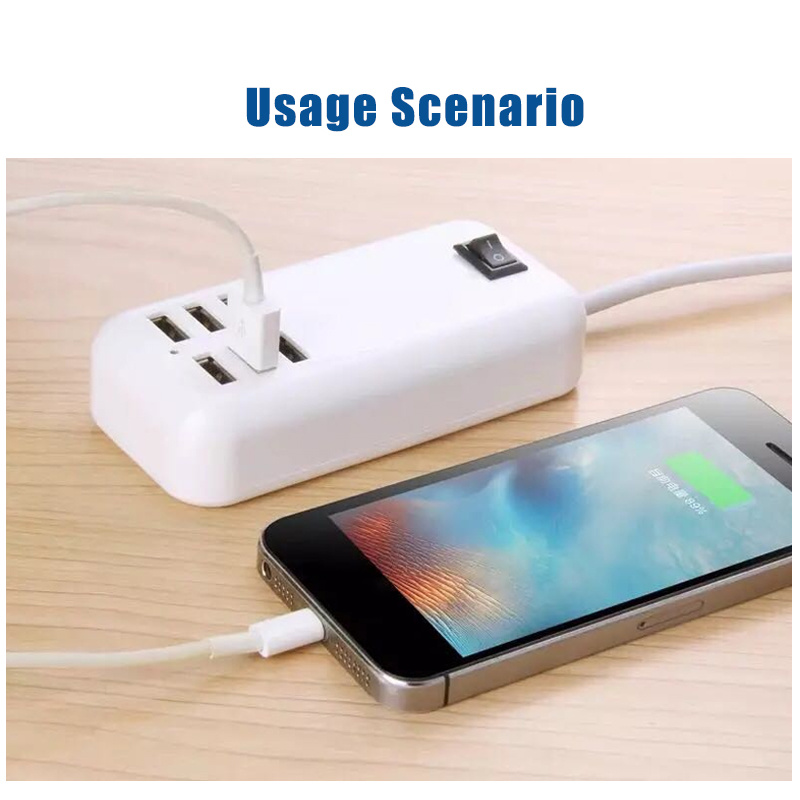 Shop for ZZYD USB Charger Plug US Plug 5V 4A Power Adapter
