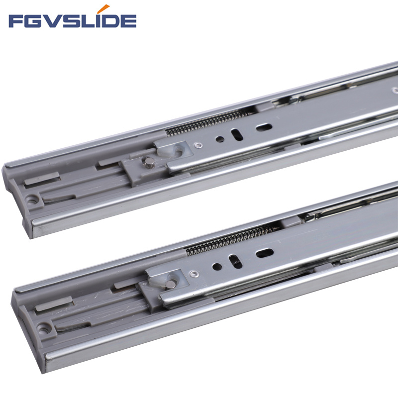 Shop For Zinc Plated Low Profile Soft Closing Full Extension Drawer