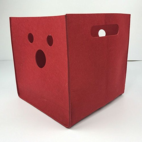 Shop For Sales For New Season 2017 Comforhome Smiling Collapsible Toy  Storage Box And Closet Organizer For Kids Children Gifts Red At Wholesale  Price On ...