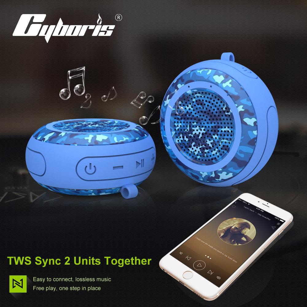 Shop for CYBORIS IPX7 Waterproof Outdoor Bluetooth Speaker Swimming