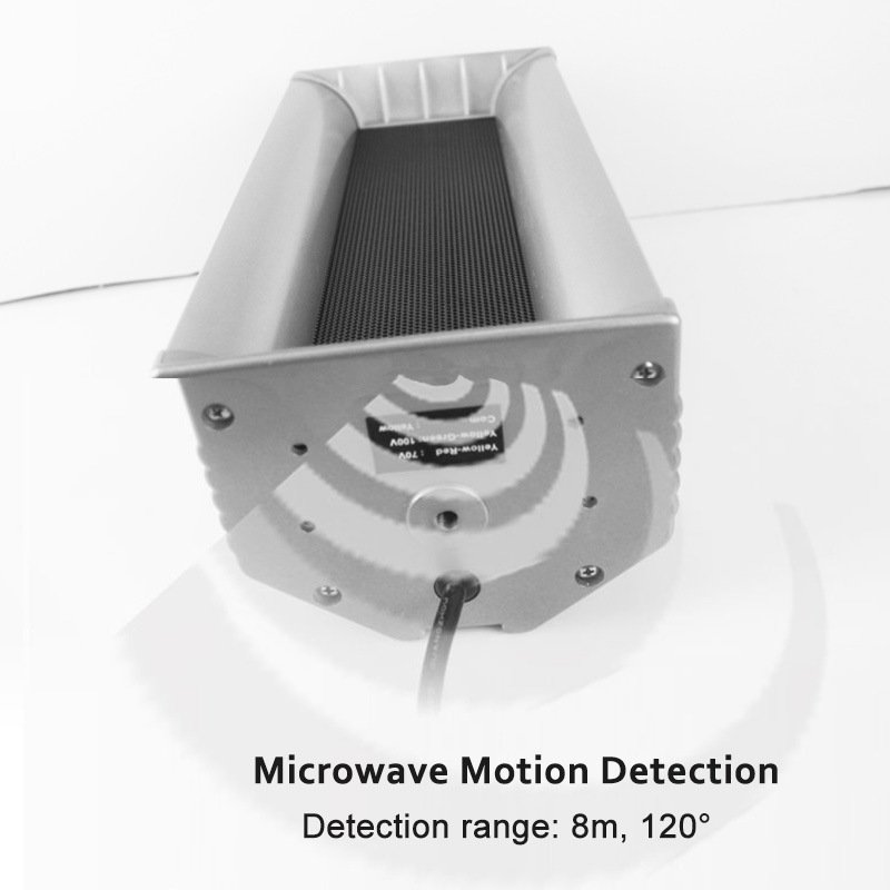 Shop for Outdoor Waterproof Microwave Motion Sensor Detector Alarm