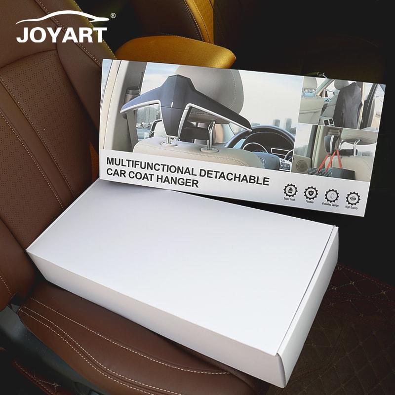 Shop For Joyart Car Back Seat Headrest Coat Hanger Multi Purpose Storage  Suit Jacket Clothes Hooks At Wholesale Price On Crov.com