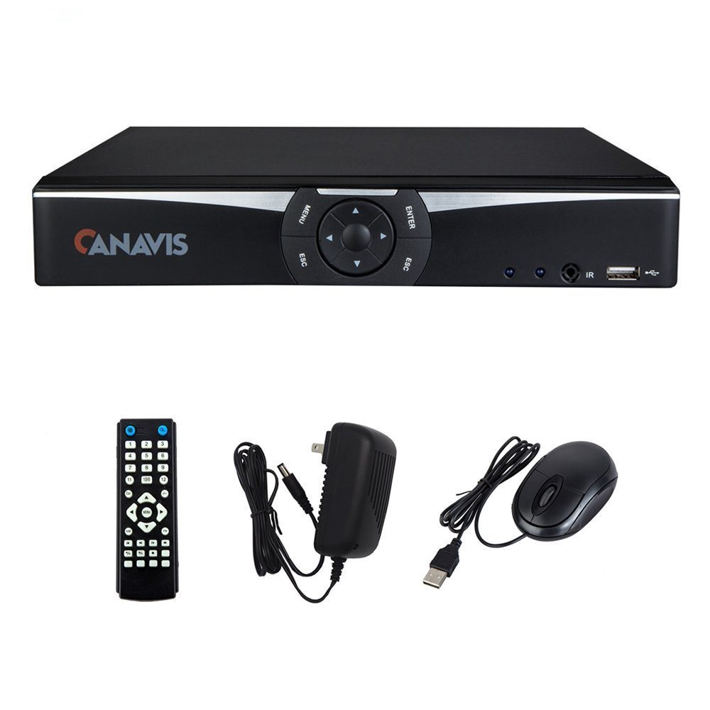 Shop For 4 Channel Dvr 1080n Standalone H264 Qr Code Scan Quick Access Motion Detection Email Alerts Smart Phone Pc Easy Remote Cctv Security
