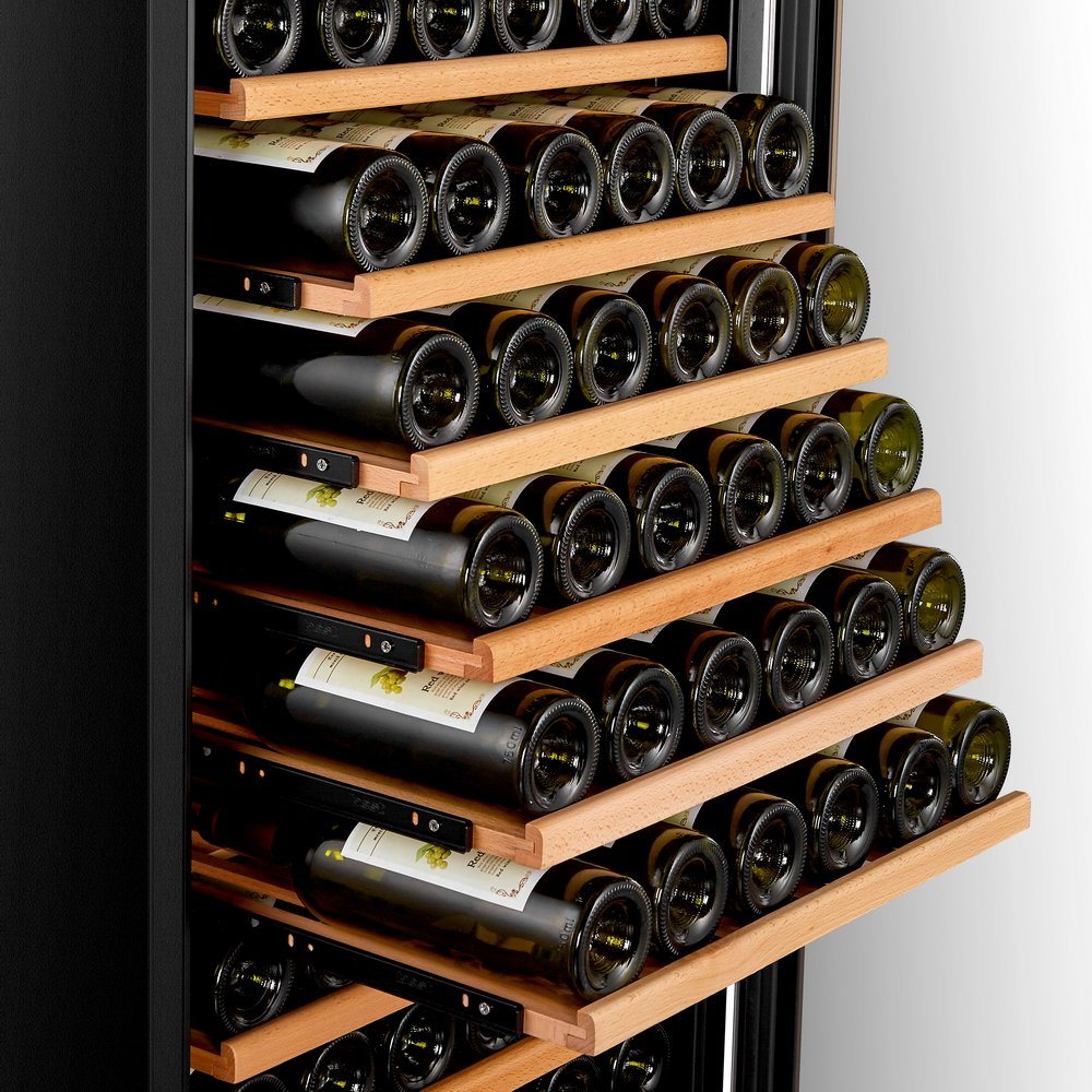 Shop for CLOUDYBY LANBO 149 Bottles red Wine Cooler/Chiller