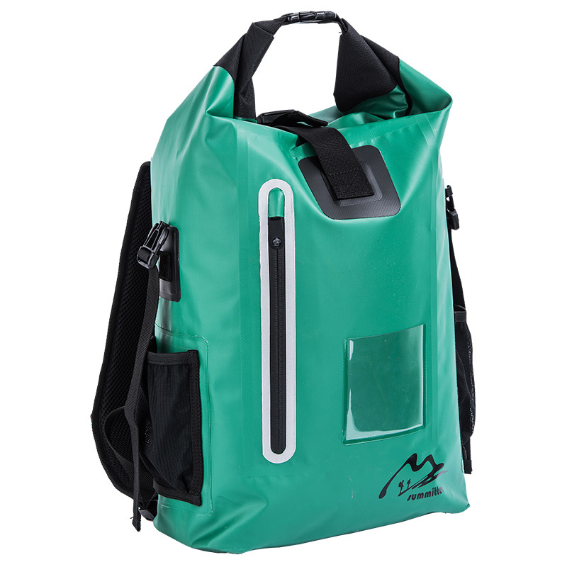 Shop for Summitter-Waterproof Dry Backpack Beach Bag Sport Bag Swimming  Sack Camping Rafting Tarpaulin Bags Travel Bag at Wholesale Price on  Crov.com 6e47e35a1087a