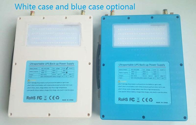 Shop for 600W DC12V USB 5V 50ah Lithium Battery Pack Backup
