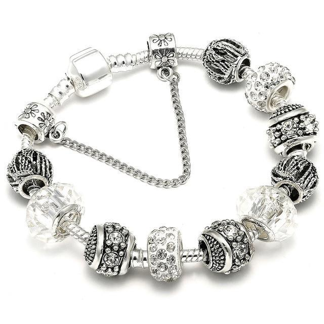 Shop For Dropshipping Aaa Zircon Charm Bracelet For Women Fit
