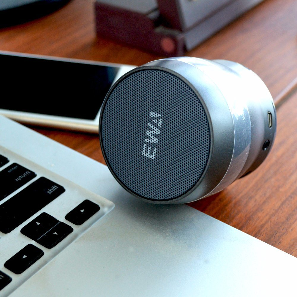 Shop For Portable Wireless Bluetooth Mini Speaker With Passive Subwoofer,  Enhanced Impactive Bass, Tiny Body Loud Voice, Minimalism Design, Perfect  Speaker ...