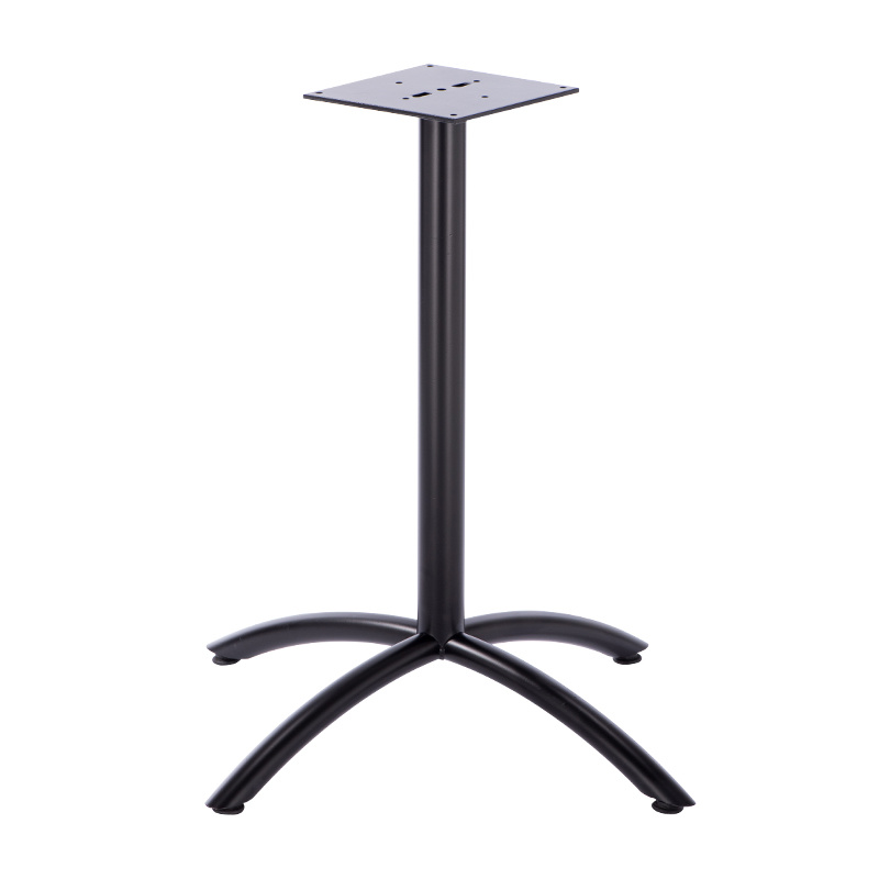 Shop For Curved Metal Table Legs Steady Cast Iron Table Base