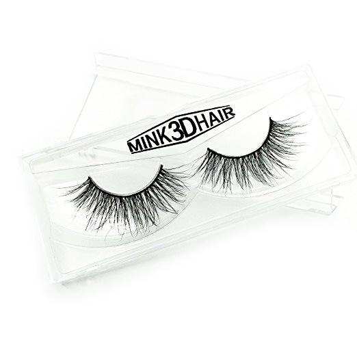 527bd070c14 Googoo 3D Mink Fur Fake Eyelashes 100% Siberian Mink Fur Hand-made False  Lashes