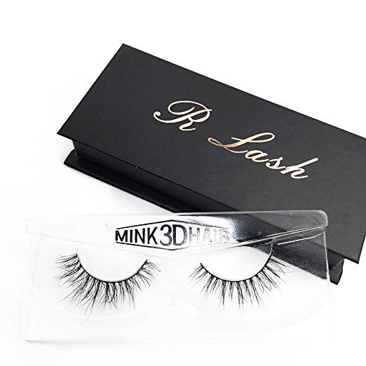 2c267d58d3a Googoo 3D 100% Siberian Mink Fur Hand-made False Lashes 1 Pair Package