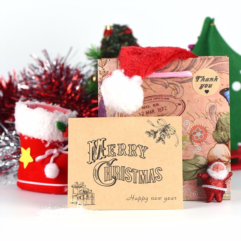 Shop for kuuqa 36 pieces merry christmas cards greeting notes cards shop for kuuqa 36 pieces merry christmas cards greeting notes cards with 36 envelopes and 36 stickers at wholesale price on crov m4hsunfo