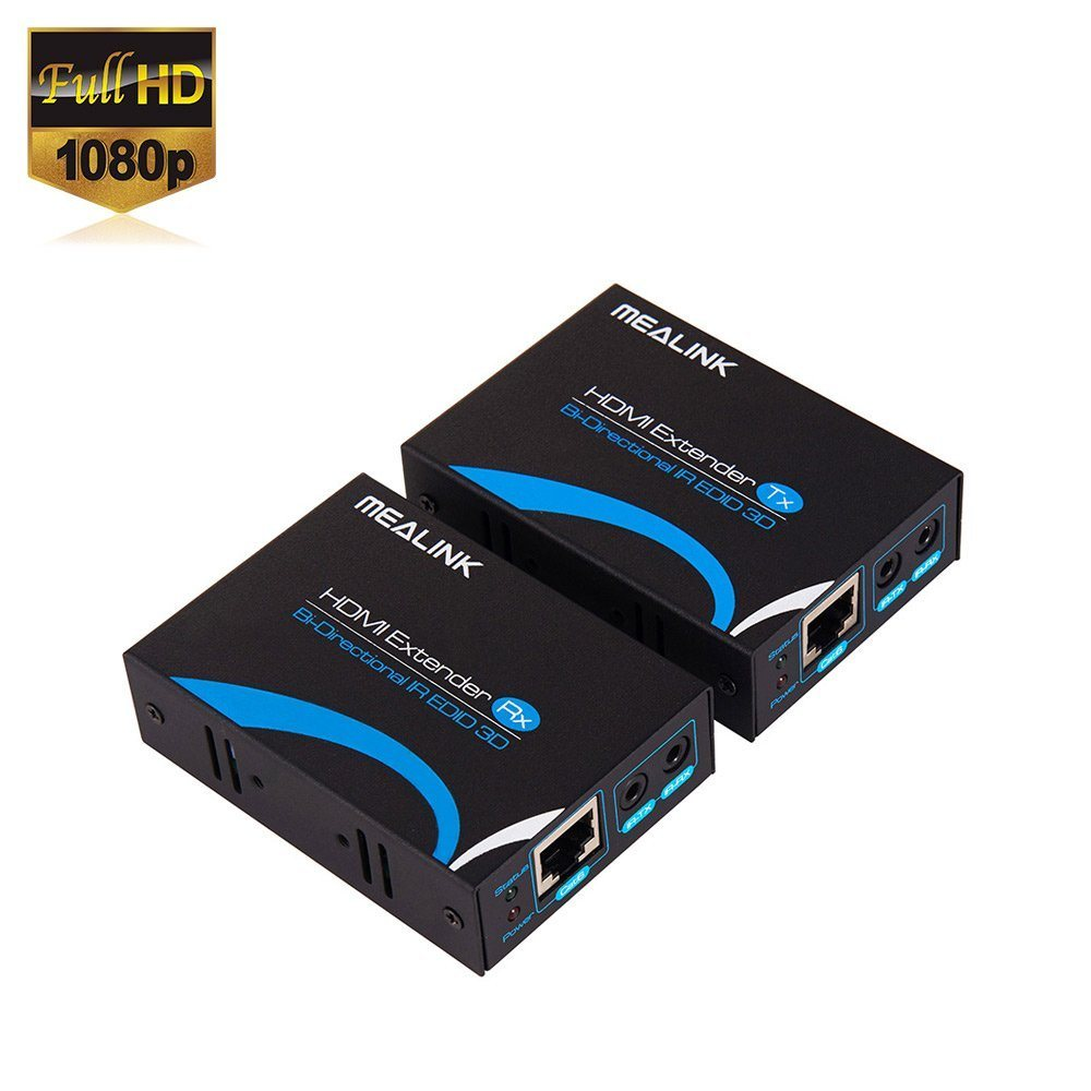 Shop for Mealink 60m/196FT HDMI Extender Over Single Cat5e/6 UTP
