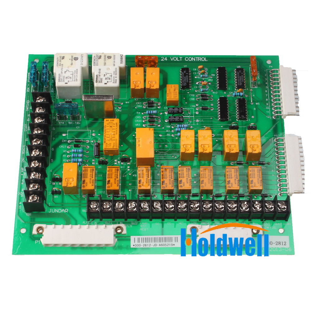 Shop For Holdwell Replacement Onan Circuit Board 300 4296 Engine Monitor 12v 12 Lights At Wholesale Price On