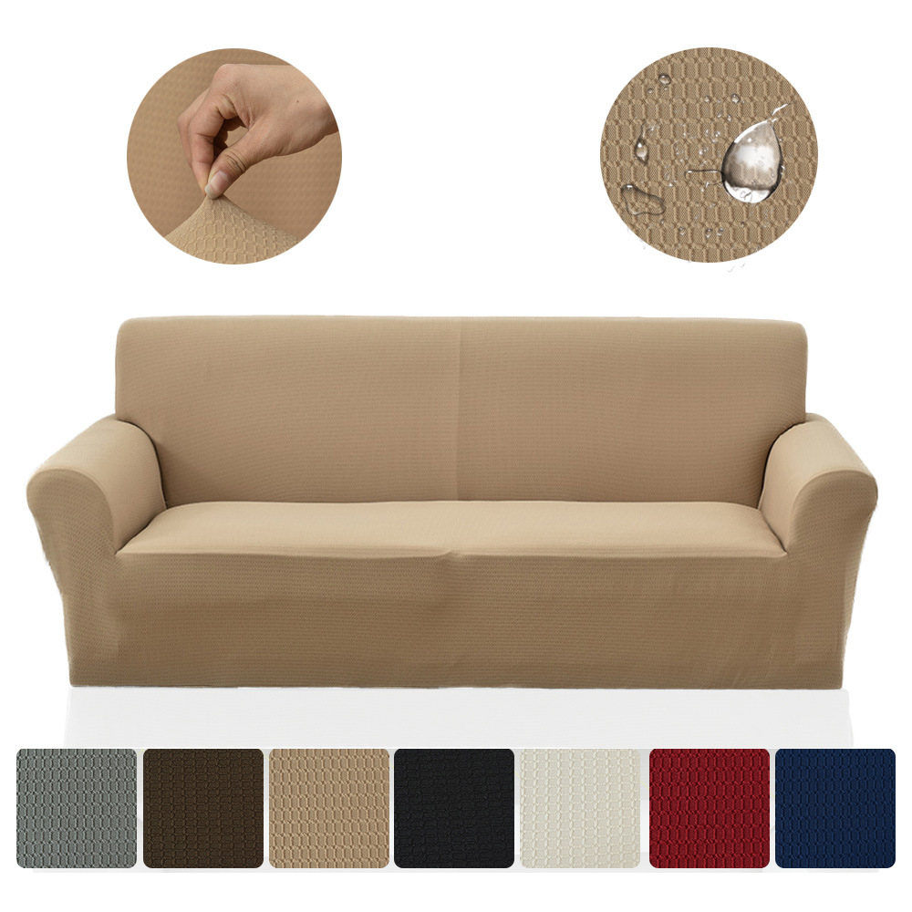 Awesome Shop For Saxtx Stretch Couch Slipcover Waterproof Non Slip Theyellowbook Wood Chair Design Ideas Theyellowbookinfo
