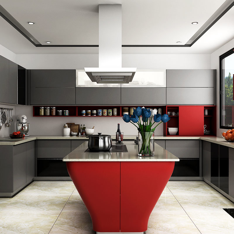 Shop For Red Kitchen Cabinet Kitchen Wall Hanging Cabinet Doors