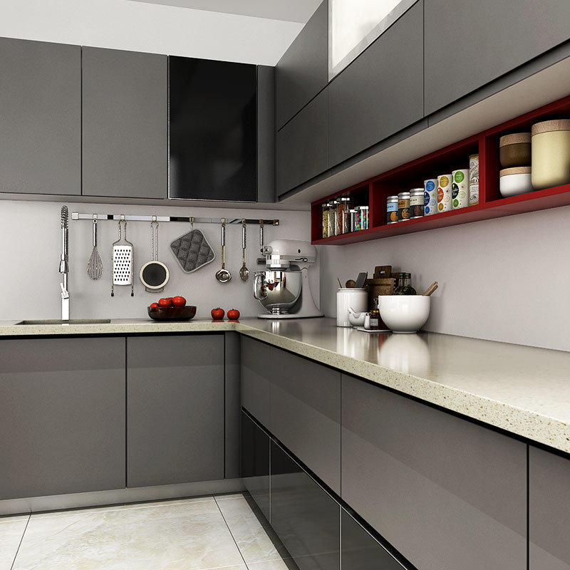 Kitchen Cabinet Parameter (Customized):
