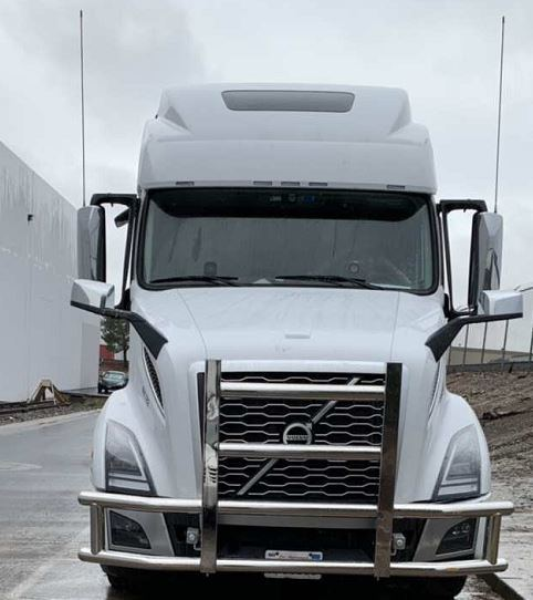 Freightliner Cascadia 2018+ TUFF Guard Grille Guard New Body Style 1 Unit /  Box