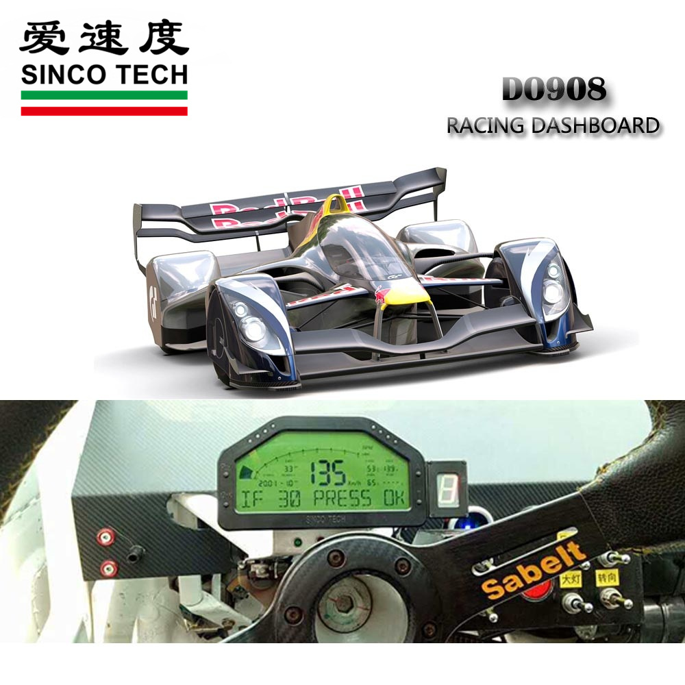 Shop for DO908 High Performance Race Car Gauges 6.5 inch Harness Wire  Sensor Kit at Wholesale Price on Crov.com