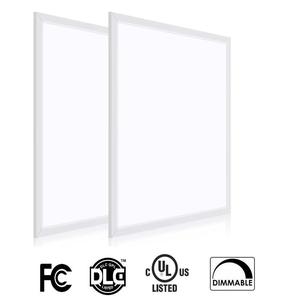 Shop for LED Panel Light 2x2 FT, 40W, 4000K,5000 Lumens, Dimmable 0 ...