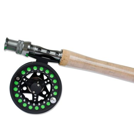 Shop for fly fishing combo kit lightweight portable rod for Fly fishing combo kit