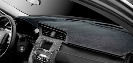 SCC Dashboard Cover For 2009 2013 Mazda 6   Black Color