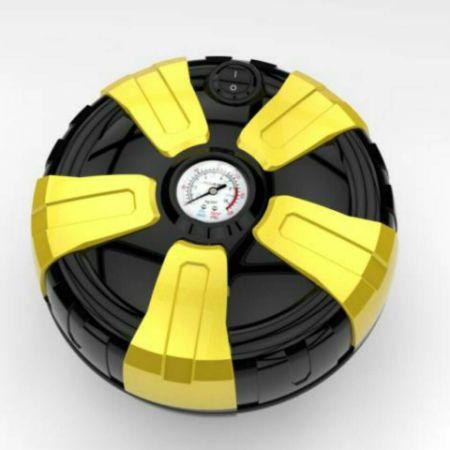 Shop For 12v Mini Electric Car Auto Inflator Pump Air Compresso At