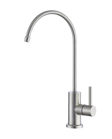 TRYWELL Lead Free Stainless Steel Beverage Faucet Drinking Water Kitchen  Sink Filtration System