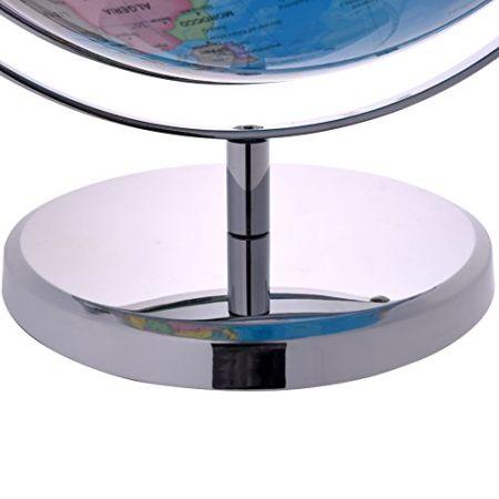 Shop For Qwork 12 Inch Political Desktop World Globe With