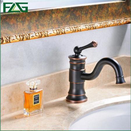 Shop for FLG Cheap Basin Faucet Oil Rubbed Bronze Bathroom Faucets ...