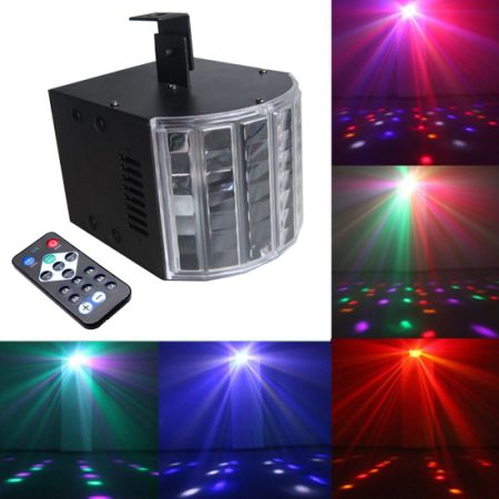mini led derby lights sbolight dj disco party lights for stage lighting with remote control for