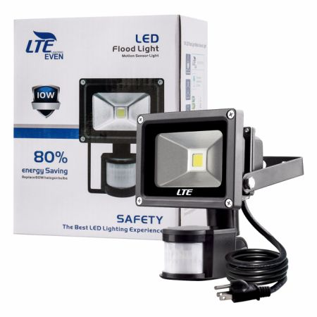 Shop for motion sensor flood light lte 10w waterproof pir sensor motion sensor flood light lte 10w waterproof pir sensor security led lights 6000k workwithnaturefo