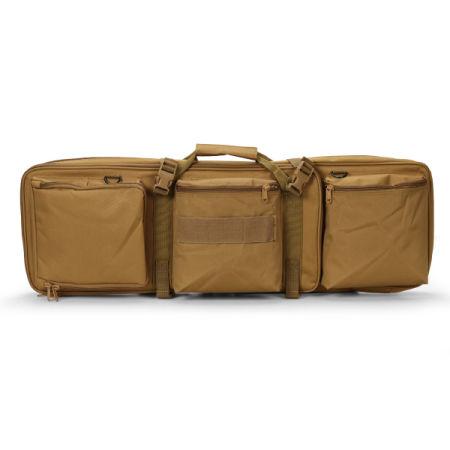 Airsoft 85cm Military Tactical Gun Case M4 Bag Hunting Backpack Tan