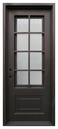 Shop For Lion Iron Security Single Entry Doors For Villa