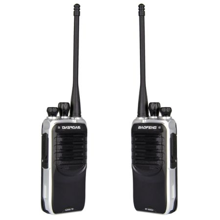 Baofeng Bf-888SA UHF Walkie Talkie Long Distance Range Communication Two-Way Radios