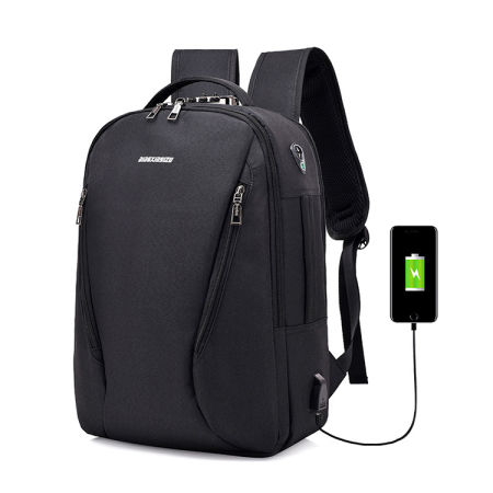 427970f4f0 USB Charging Backpack Large Capacity Travel Waterproof Backpack Business  Password Lock Multi-Purpose Computer Bag