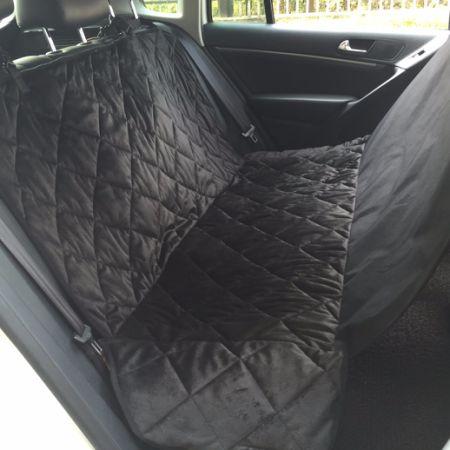 Waterproof Non Slip Hammock Design Back Bench Car Seat Cover For Pet Dog