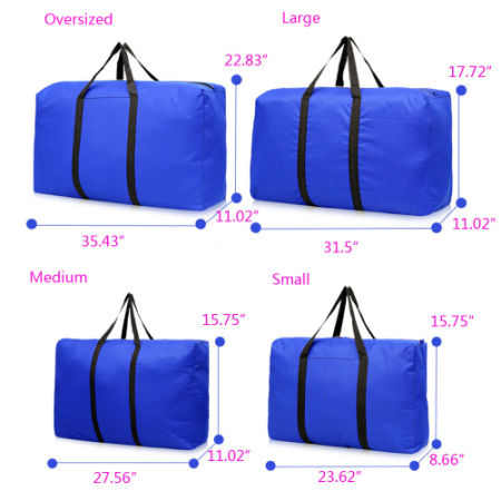 For Egoelife Jumbo Extra Large Waterproof Thick Storage Bag Ng Cargo Duffel Moving College Traveling At Whole Price On Crov